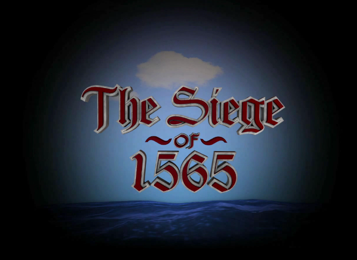 The Siege of 1565